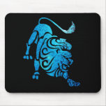 Leo the Constellation Mouse Pad